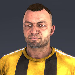 [ Call of Duty: Modern Warfare 2019 ] Jamal_Butcher_Rahar