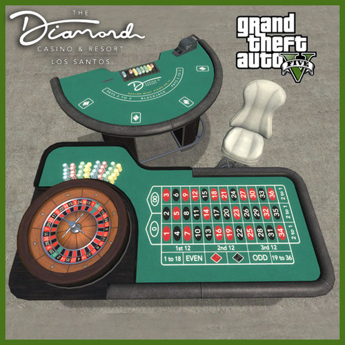 Thumbnail image for Roulette, blackjack, poker. [GTA V]