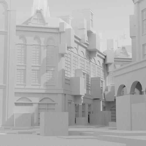 Thumbnail image for NieR Automata: Copied City