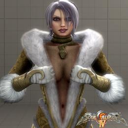 Soulcalibur: IV (ivy valentine)