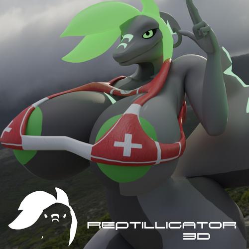 Thumbnail image for Dauna (Reptilligator)