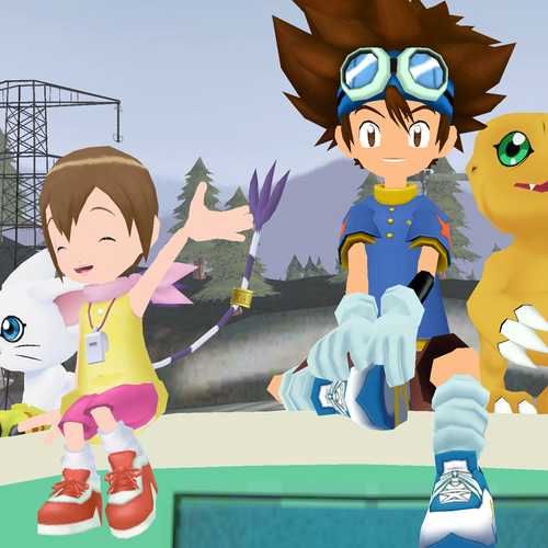 Thumbnail image for Digimon Adventure: DigiDestined pack