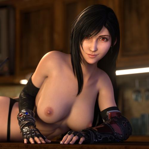 Thumbnail image for [Final Fantasy VII Remake] Tifa Lockhart