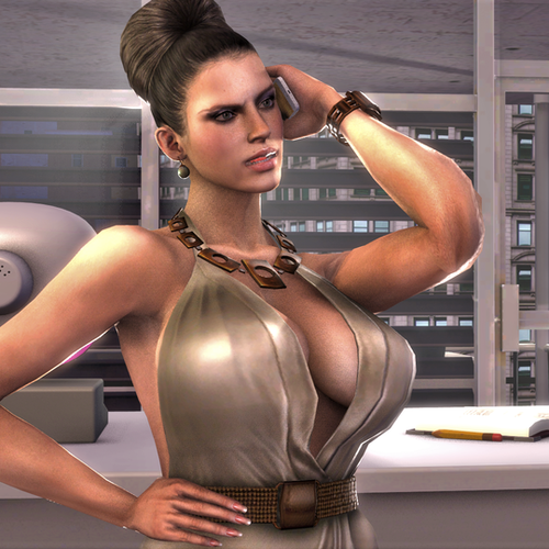 Thumbnail image for (DimaN86) Excella (Resident Evil 5)