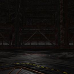 NieR Automata: Factory room