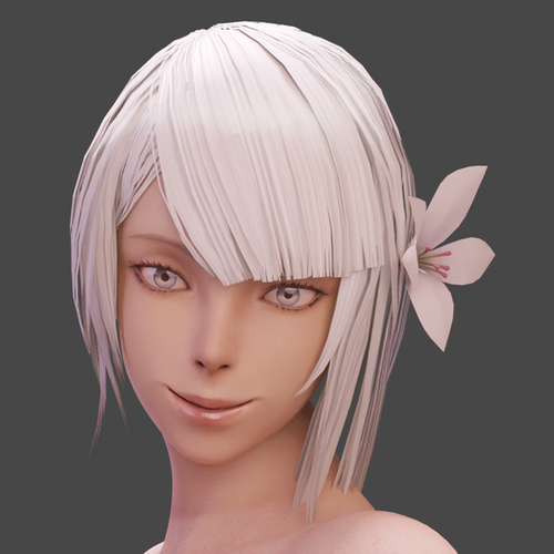 Thumbnail image for Kaine  [NieR Replicant]