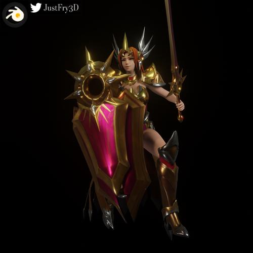 Thumbnail image for Leona [League of Legends]