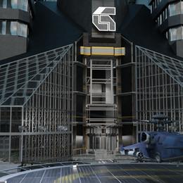 Tekken 7 G Corp Helipad Stage