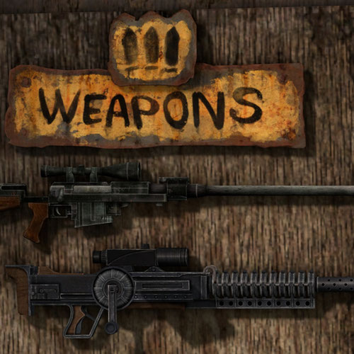 Thumbnail image for Fallout 3/4 - Weapons