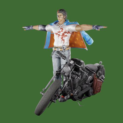 Thumbnail image for Tekken 7 Hwoarang