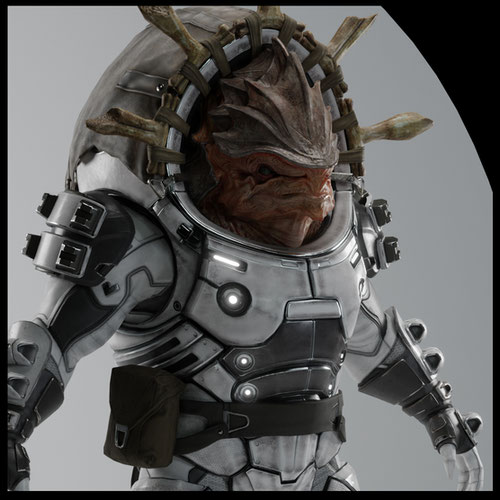 Thumbnail image for Krogan [Mass Effect Andromeda]
