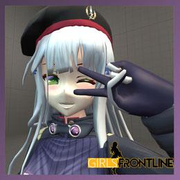 HK416 | Girls' Frontline