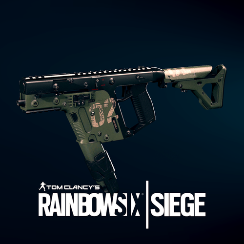 Thumbnail image for R6S - Vector .45 ACP - Mira's weapon