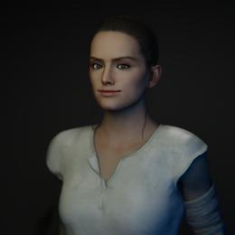 Rey Skywalker [Star Wars]