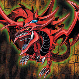 Yu-Gi-Oh! - Slifer the Sky Dragon