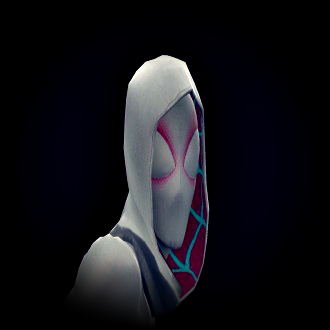 Thumbnail image for Nude Spider-Gwen Girl
