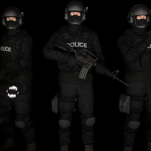 Thumbnail image for Ready Or Not Swat models