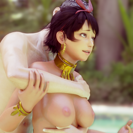 Josie Rizal for blender 2.8