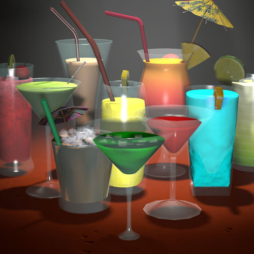 Thumbnail image for Summer Drinks