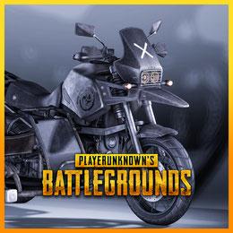 PUBG: Motorcycle