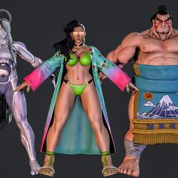 Sf5 Models