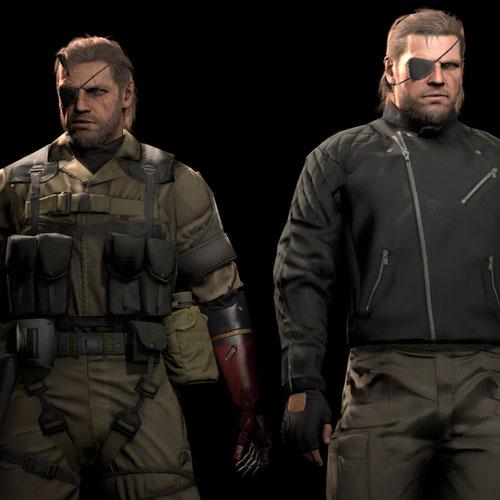Thumbnail image for Big Boss/Venom Snake (Metal Gear Solid V)