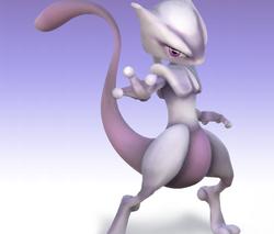 Thumbnail image for Super Smash Bros Brawl : project M - Mewtwo