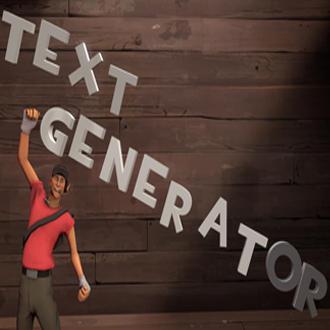Thumbnail image for Text Generator v1.2