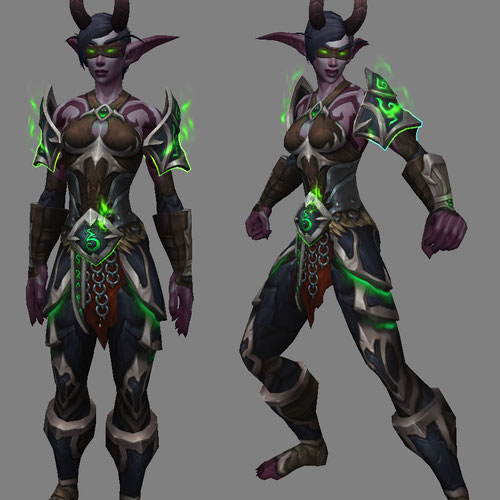 Thumbnail image for [SOUND] - Female Night Elf DH