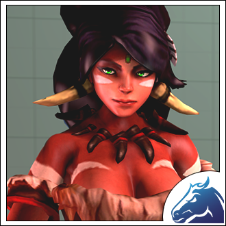 Thumbnail image for Nidalee - Queen of the Jungle