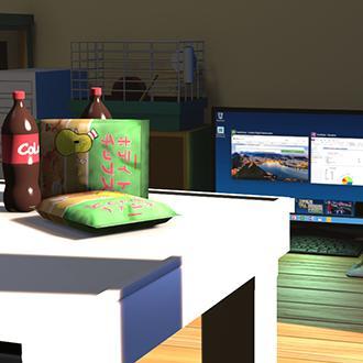 Thumbnail image for Model Release: Barbell – Umaru Apartment (Beta 1)