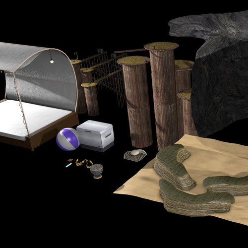 Thumbnail image for Barbell Laras Guard Prop Pack