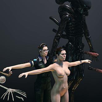 Thumbnail image for Barbell Alien Pack