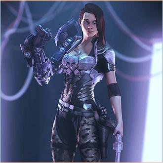 Thumbnail image for Bombshell - Shelly