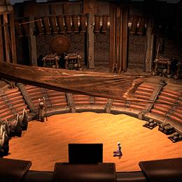 Iron Horde Arena