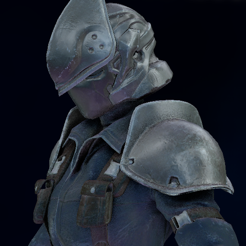 Thumbnail image for 3rd Class Female SOLDIER (FF7R)