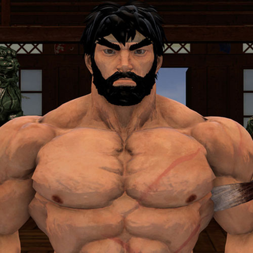 Thumbnail image for Nude Bearded Ryu