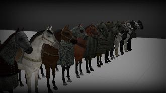 Thumbnail image for Horses (Mount & Blade:Warband)