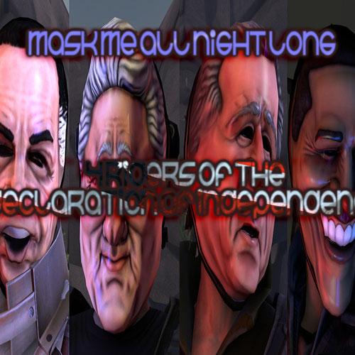 Thumbnail image for Payday 2 Masks - Presidents