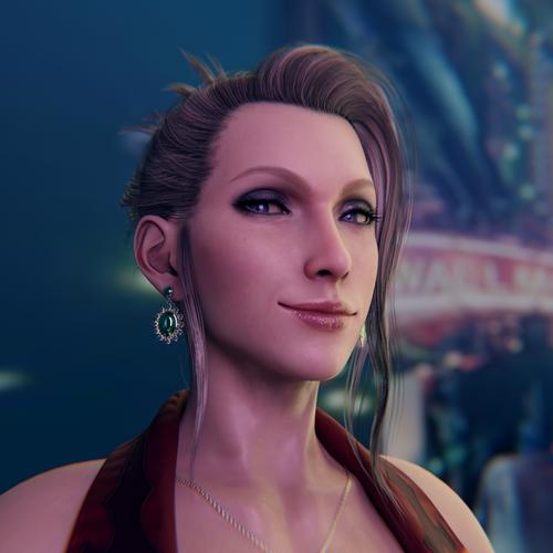 Thumbnail image for [Final Fantasy VII Remake] Scarlet