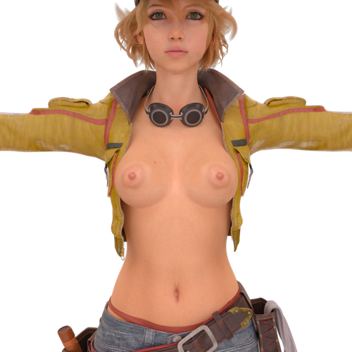 Thumbnail image for Cindy Aurum (Final Fantasy XV)