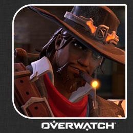[Overwatch]  VanHelsing McCree