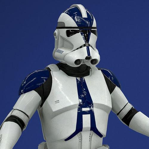 Thumbnail image for Star Wars: Clone Trooper Regimental Pack V2