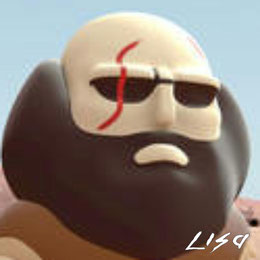 Brad Armstrong (Lisa the painful)