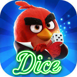 Angry Birds Dice Models