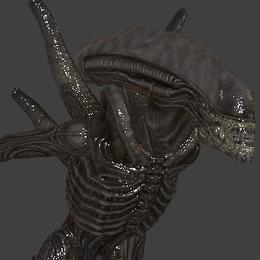 Update Textures From Alien