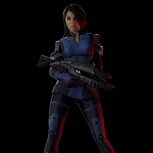 Thumbnail image for Mass Effect | Ashley Williams