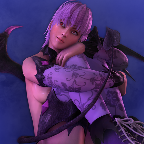 Thumbnail image for DoA5 - Ayane - Succubus outfit