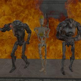 STAR WARS: Battlefront II Battle Droids Pack - READ Desc.