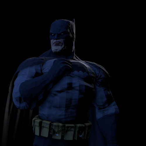Thumbnail image for Batman (Arkham City - Dark Knight Returns skin)